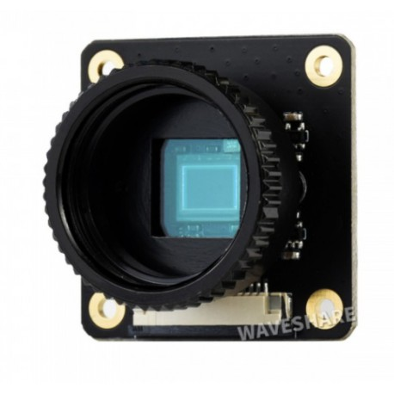IMX477 12.3MP Camera - camera with Sony IMX477R 12.3MP sensor for Raspberry Pi CM3, CM3+ and Jetson Nano