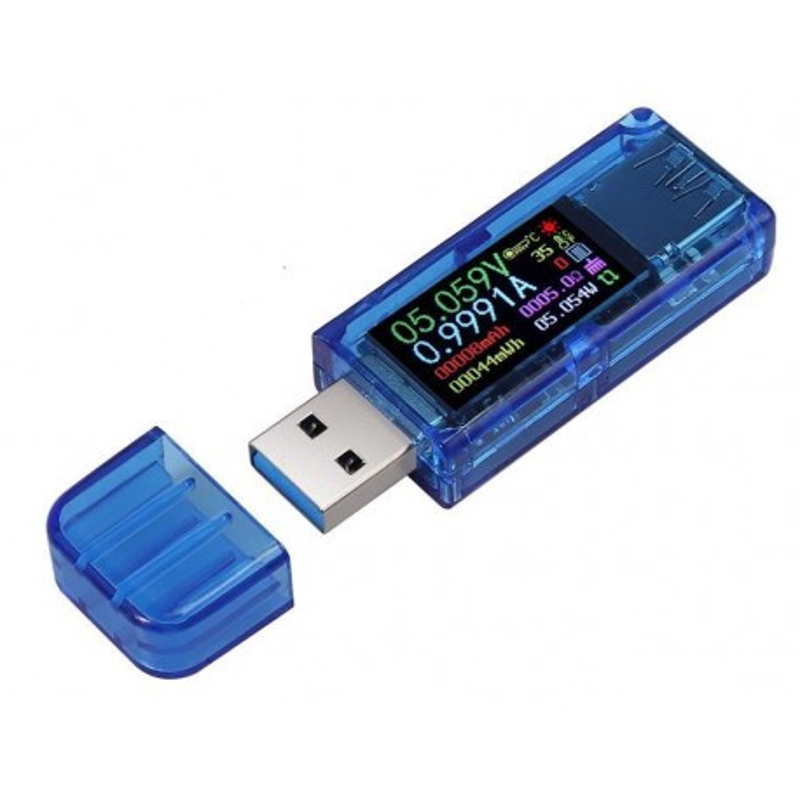 AT35 - multifunction USB tester