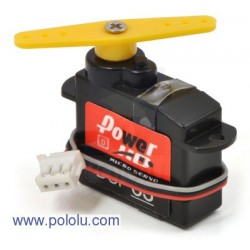 Pololu 2141 - Power HD High-Speed Digital Sub-Micro Servo DSP33
