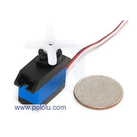 Pololu 1042 - Power HD Micro Digital Servo HD-1581HB