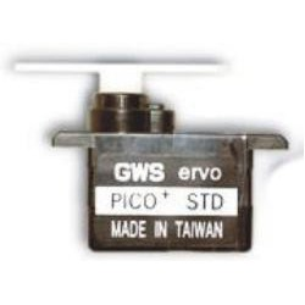 Pololu 501 - GWS PICO Sub-Micro Servo