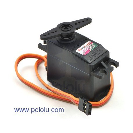 Pololu 1056 - Power HD Standard Servo 6001HB