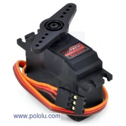 Pololu 2140 - Mini High-Speed Digital Servo GS-D9257