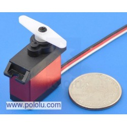 Pololu 1047 - Power HD Mini Digital Servo HD-1810MG