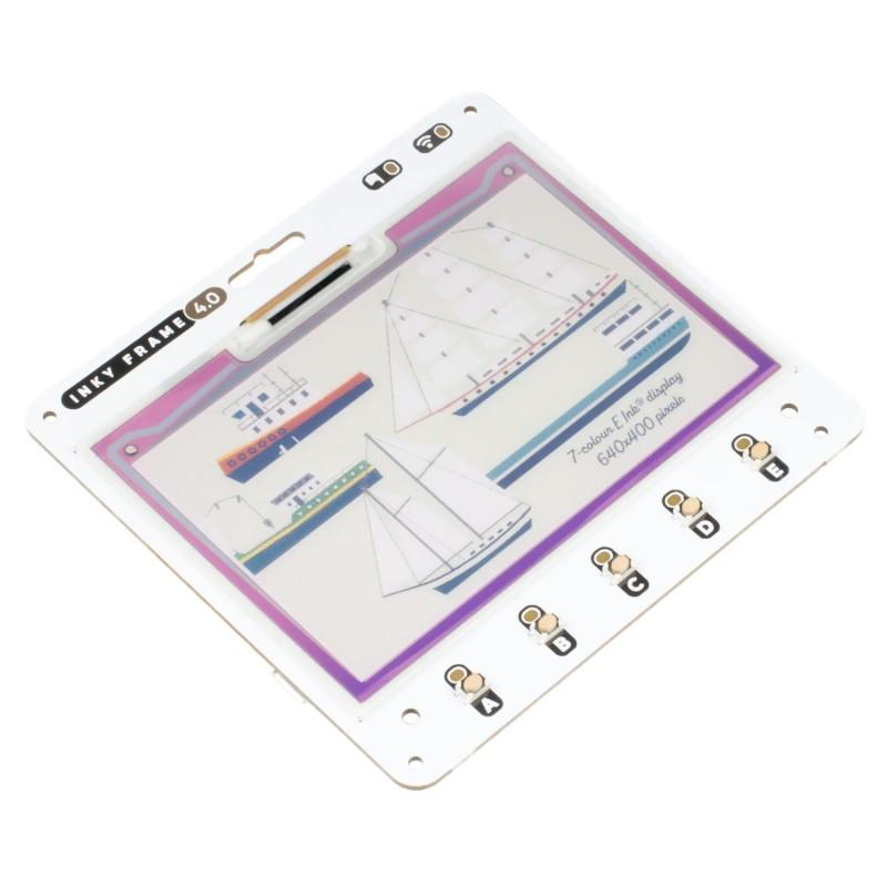 Grove Female Header - Grove vertical SMD 4-pin 2.0mm header (20 pcs)
