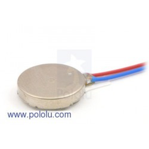 Pololu 1638 - Shaftless Vibration Motor 10x2.0mm
