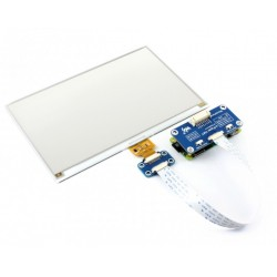 7.5inch e-Paper HAT (C) - module with display 7.5