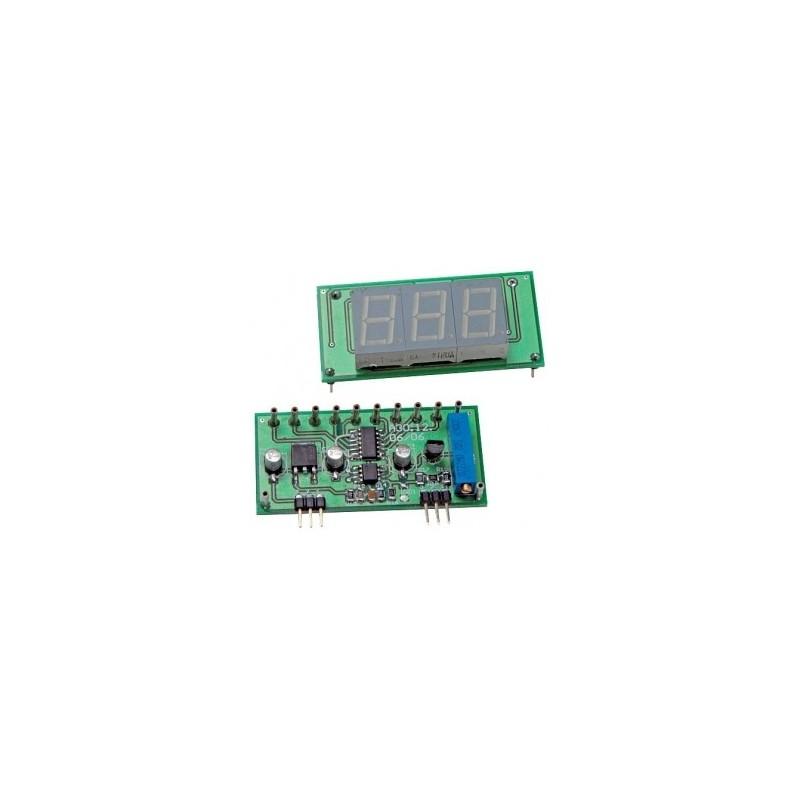 Pololu 2102 - Pololu Step-Down Voltage Regulator D24V3AHV