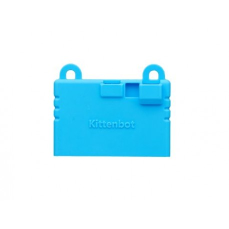 KittenBot Micro:Bit Case - silicone case for micro:bit (blue)