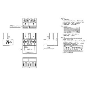 Grove 16-Channel PWM Driver - moduł z 16-kanałowym sterownikiem PWM PCA9685