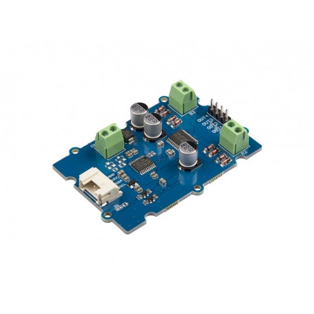Grove I2C Motor Driver - module with a double driver for DC motors TB6612FNG
