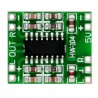 PAM8403 2x3W stereo audio amplifier module
