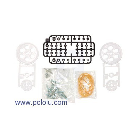 Pololu 111 - Tamiya 70141 Pulley (L) Set