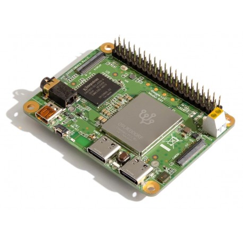 Coral Dev Board Mini - komputer jednopłytkowy z układem SoC MediaTek 8167s