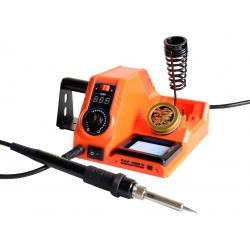 WEP 926LED V3 Orange - 60W soldering station