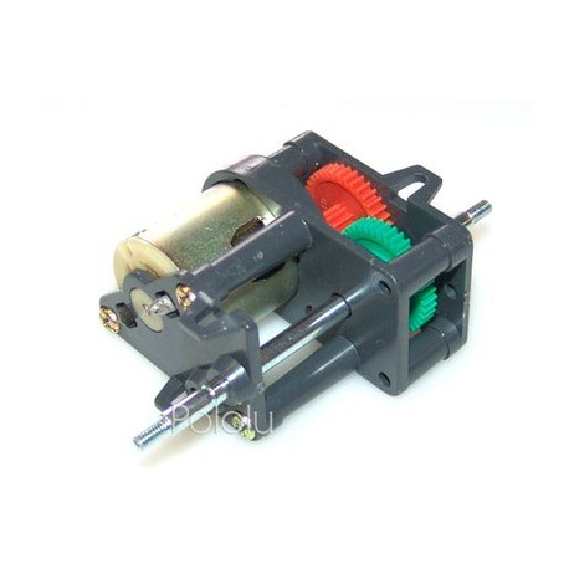 Pololu 71 - Tamiya 72002 High-Speed Gearbox Kit