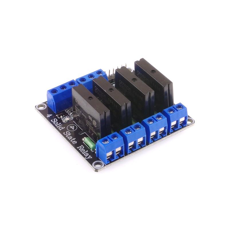 Totem Black Spider - a set for building a walking robot