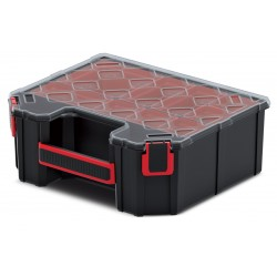TAGER organizer with containers 284x243x105mm