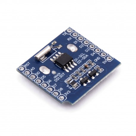 Module with RTC for D1 Mini