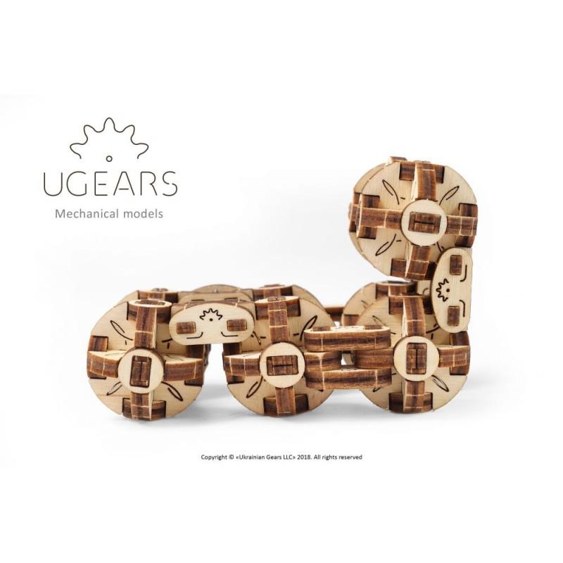 RoboBoard X4 - robot controller with ESP32 module + power adapter