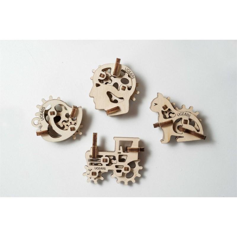 KAmodDIGIpot - moduł miniaturowego potencjometru cyfrowego 10k