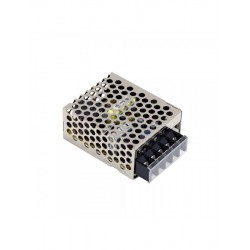 RS-15-12 - Mean Well 15W, 12V, 1.3A switching mode power supply