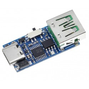 USB Type C PD Trigger 15/20V 5A (USB Type A)