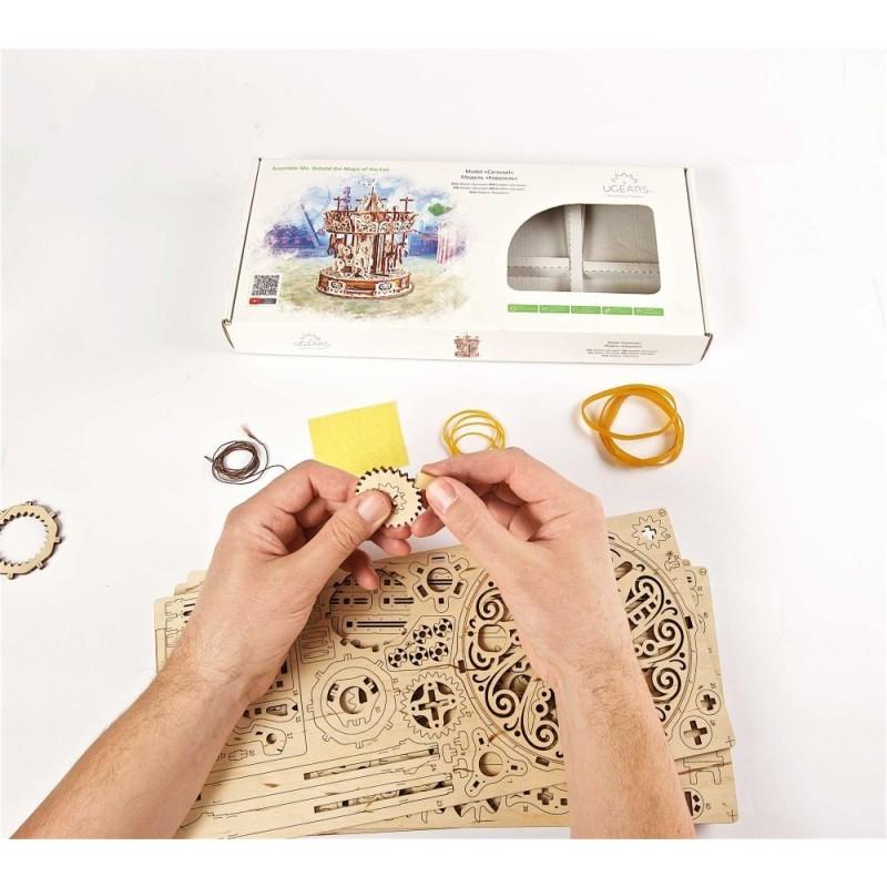 Enviro - moduł z wyświetlaczem i czujnikami środowiskowymi dla Raspberry Pi