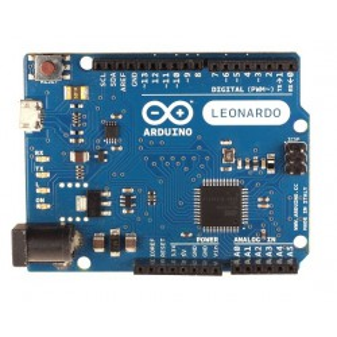 Arduino Leonardo (odpowiednik) - płytka z mikrokontrolerem ATmega32U4