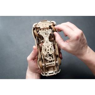 Qwiic Przewód żeński 4-pinowy z wtyczką JST-SH, 150 mm (elastyczny)