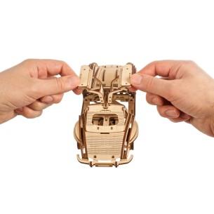Qwiic Przewód żeńsko-żeński 4-pinowy, 100mm (elastyczny)