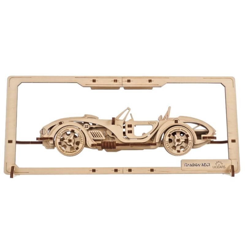 Akumulator Li-Po Akyga 3,7V/450mAh, konektor+gniazdo 2,5 JST-RCY