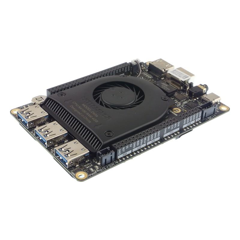 """Pico-ePaper-2.66-B - module with 3-color e-Paper display 2.66"""" 296x152 for Raspberry Pi Pico"""