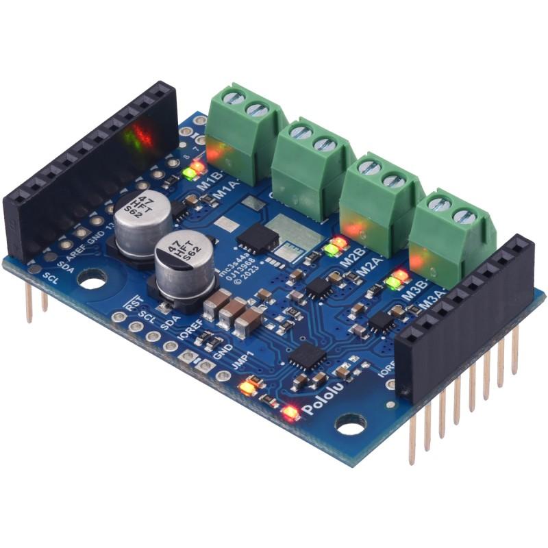 Wave Shield for Arduino Kit v1.1 - moduł odtwarzacza audio dla Arduino