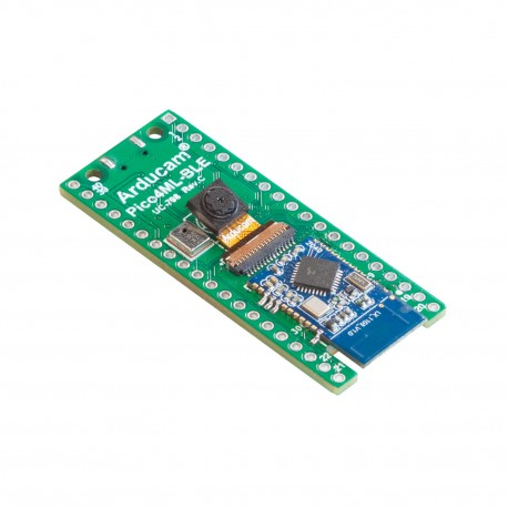Arducam Pico4ML TinyML Dev Kit - development kit with RP2040 microcontroller and Bluetooth 5.0