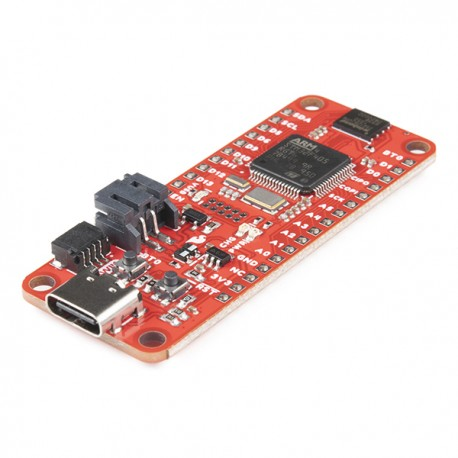 SparkFun Thing Plus - board with STM32 microcontroller