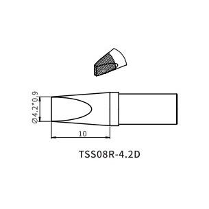 KWS-1802C - wielofunkcyjny tester USB typ C (biały)