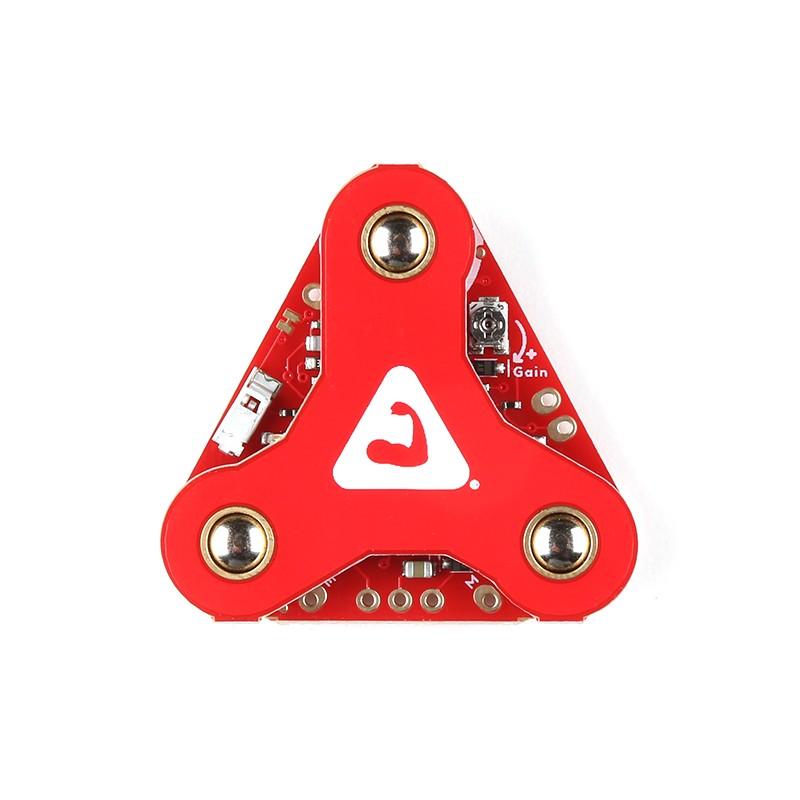 LiPo SHIM - moduł zasilający z ładowarką LiPo dla Raspberry Pi Pico