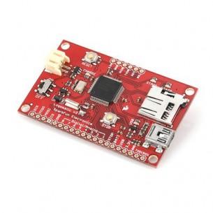 Obudowa do Raspberry PI 1 model B czerwona