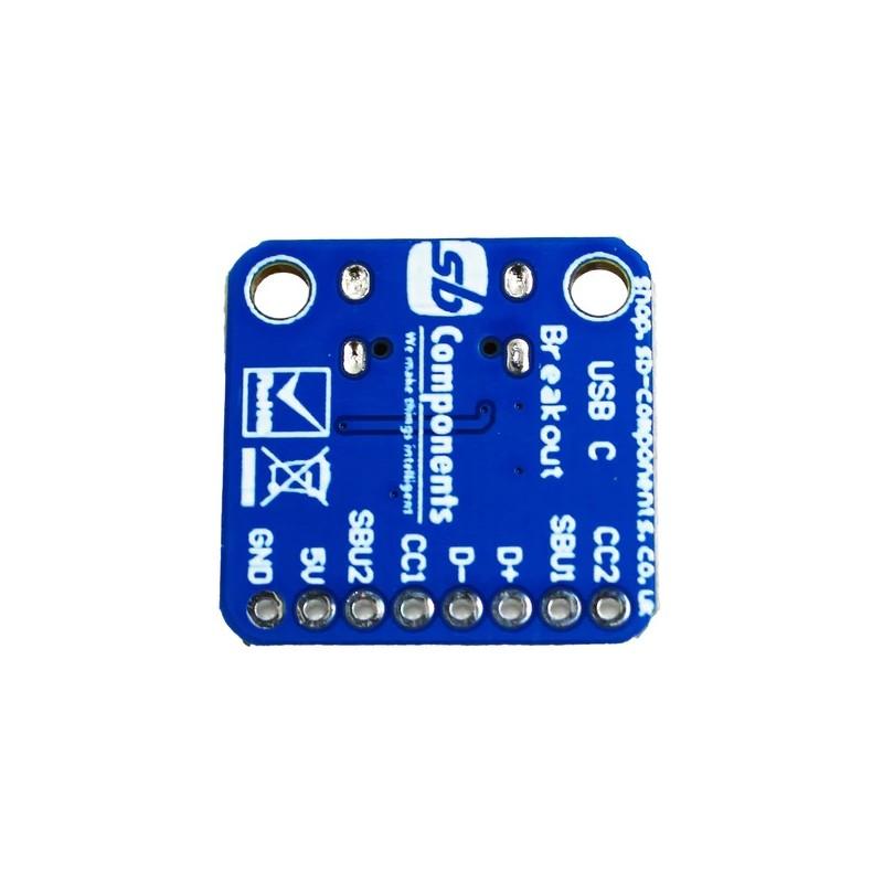 STEMMA QT LPS25 Pressure Sensor - moduł z czujnikiem ciśnienia