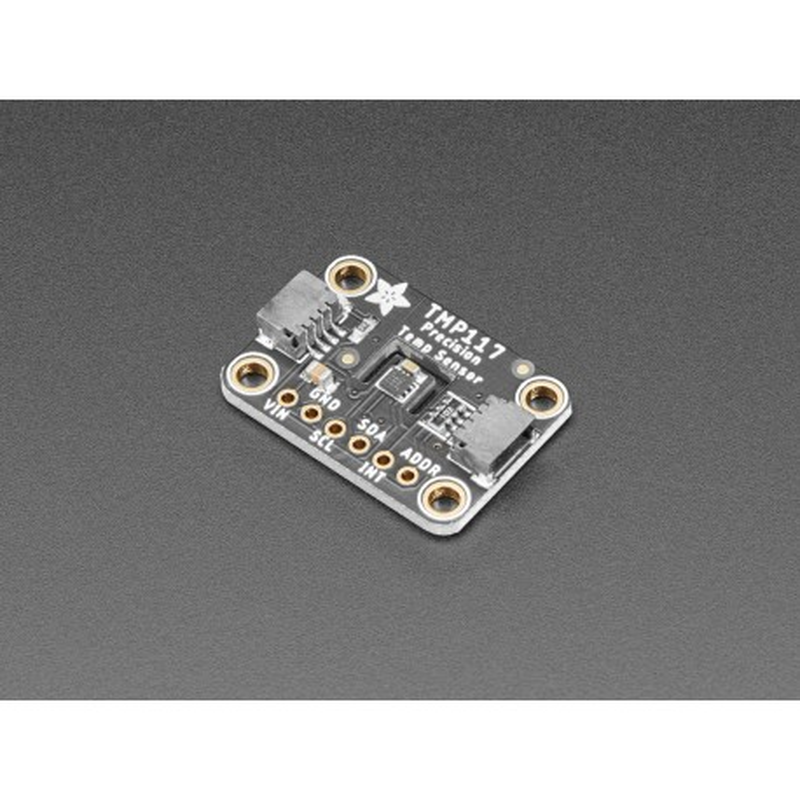 STEMMA QT TMP117 ± 0.1°C High Accuracy I2C Temperature Sensor - module with temperature sensor