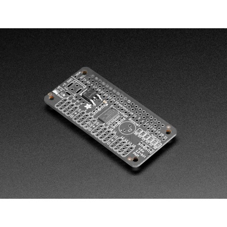 16-Channel PWM / Servo Bonnet - module with 16-channel PCA9685 server driver for Raspberry Pi