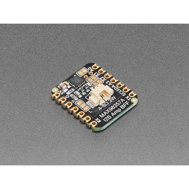 16-Channel PWM/Servo Bonnet - moduł z 16-kanałowym sterownikiem serw PCA9685 dla Raspberry Pi