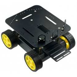 Pirate-4WD Mobile Platform DFRobot (ROB0003)