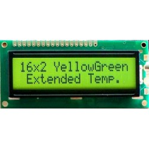 LCD-AC-1602Ex-YLY Y/G-E12