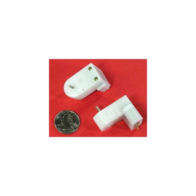 Wyświetlacz LED 7-segmentowy, 1 cyfra 7mm, niebieski, wspólna anoda