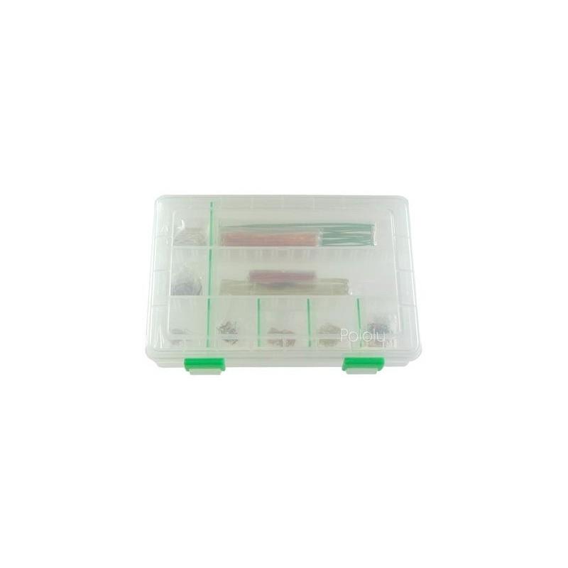Wyświetlacz LED 7-segmentowy, 1 cyfra 25,40mm, żółty, wspólna anoda