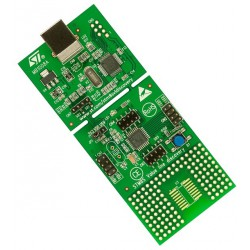 STM8SVLDISCOVERY - starter kit with a microcontroller from the STM8 family (STM8S003K3)