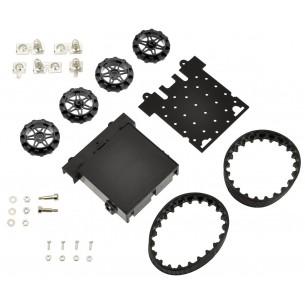 Pololu 2297 - Sanyo Pancake Stepper Motor: Bipolar, 200 Steps/Rev, 50x11mm, 4.5V, 1000mA