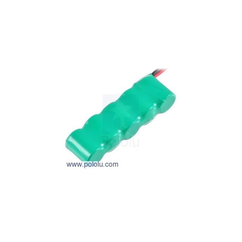 Nakrętka sześciokątna M3, biały poliamid